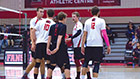 Header image for the article Men's volleyball off to strong start