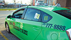 Header image for the article Green Taxi offering discounts for food drive